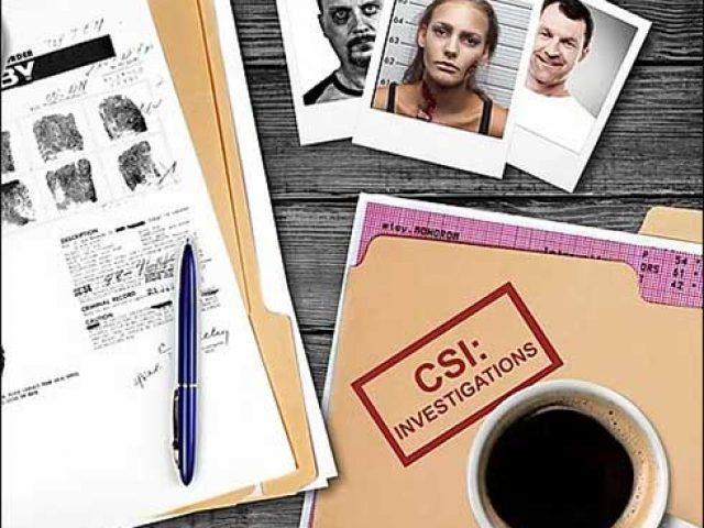 CSI Investigations