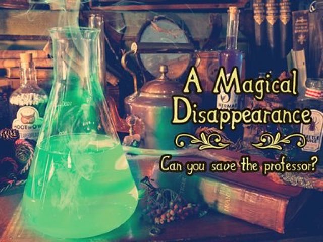 A Magical Disappearance