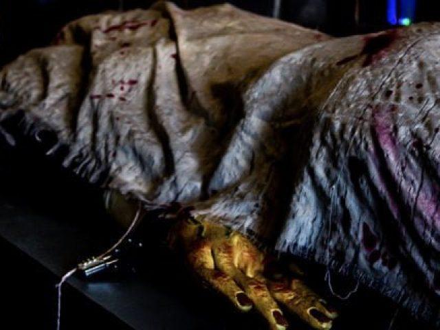 Dr Frankenscrafts Monster