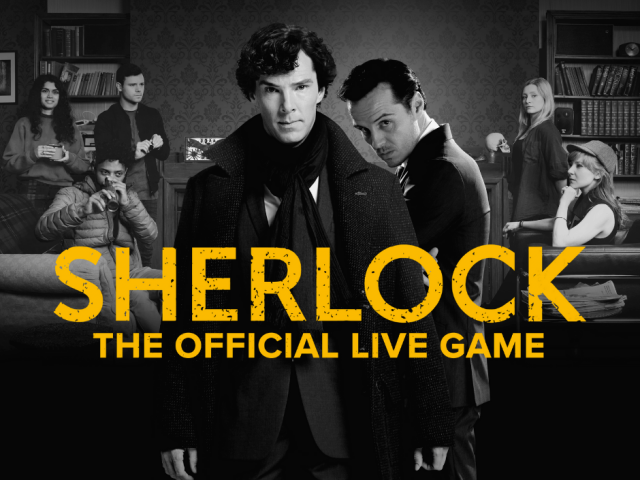 Sherlock The Game Is Now