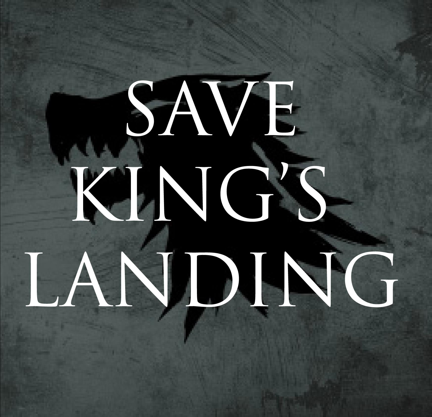 Save King's Landing!
