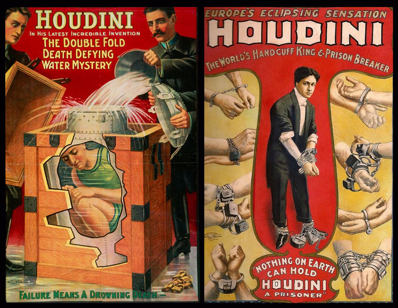 Houdini's Workshop