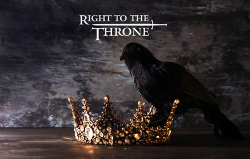 Right To The Throne