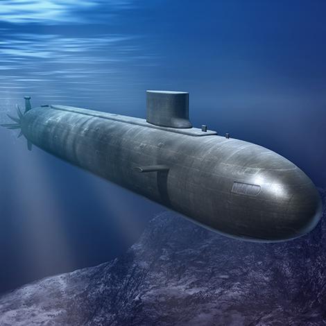 Submarine - Deepdown