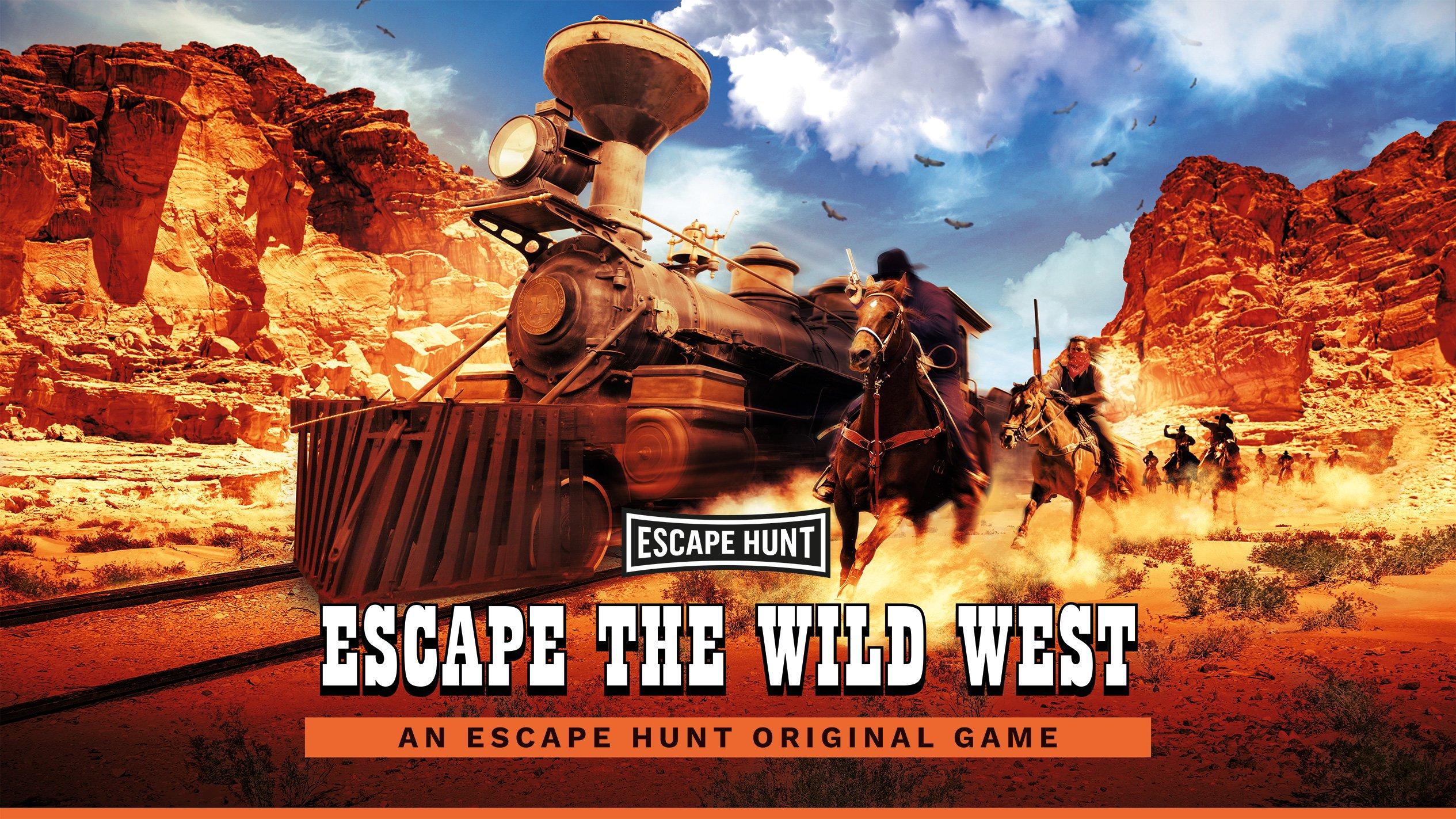 Escape The Wild West