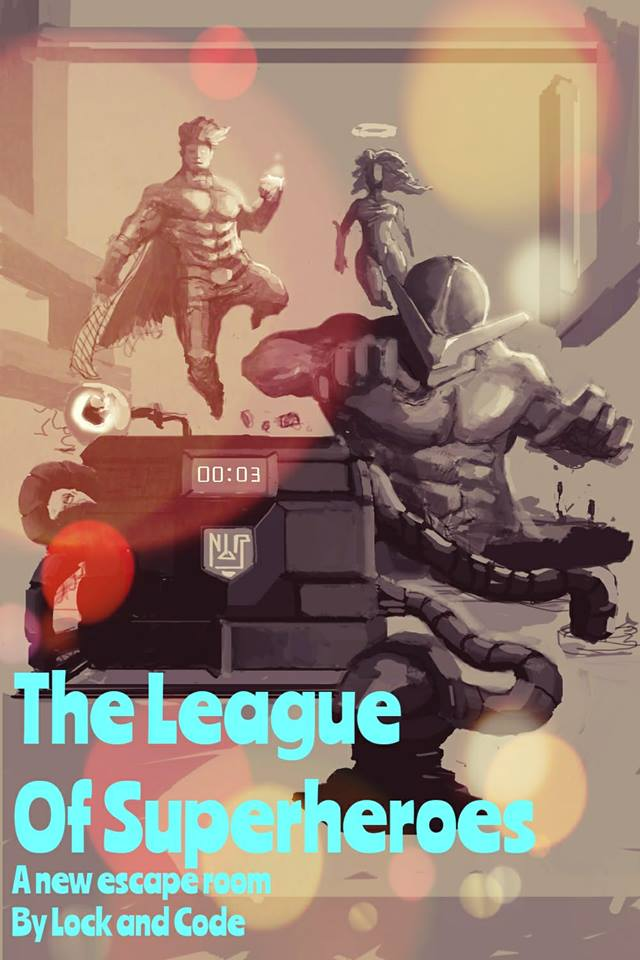 The League of Superheroes