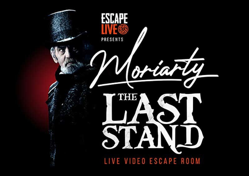 Escape Live offer 5 online escape rooms for your enjoyment