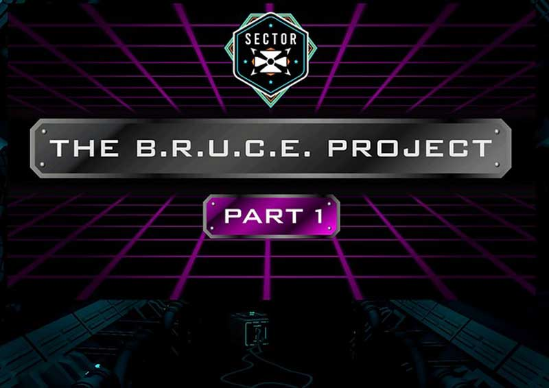 The B.R.U.C.E. Project is very popular for online escape room players